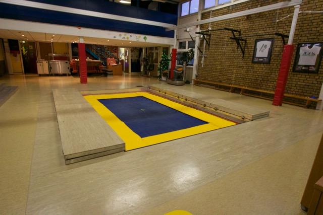 schools rebound therapy sunken trampoline sunken trampoline in ground trampoline