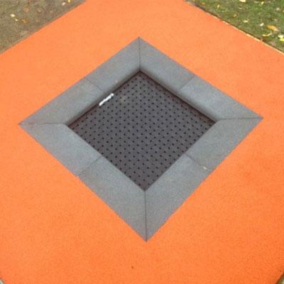 wehrfritz-fun-playground-trampoline2 sunken trampoline in ground trampoline