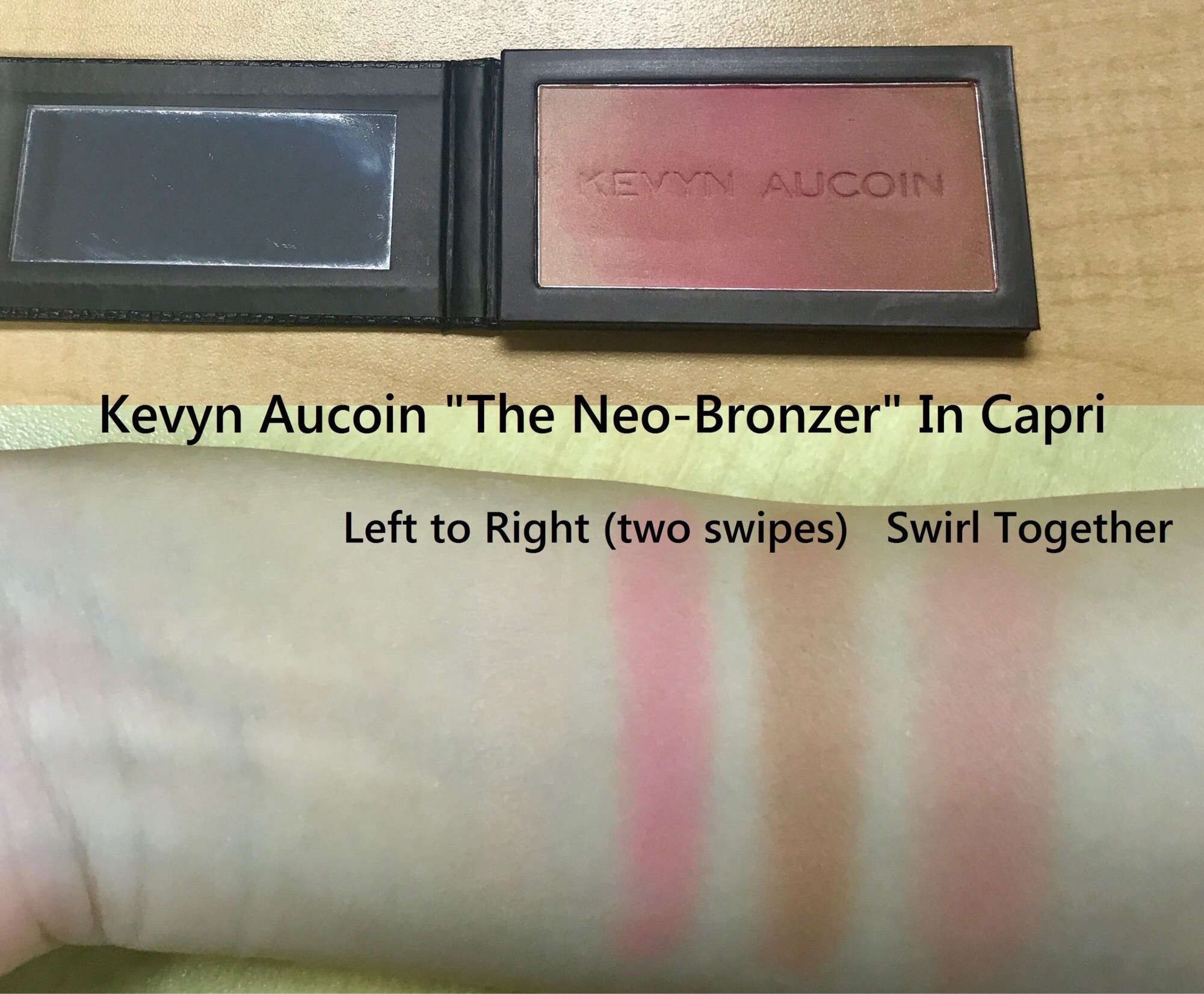 Kevyn Aucoin The Neo Trio Palette Review And Swatch