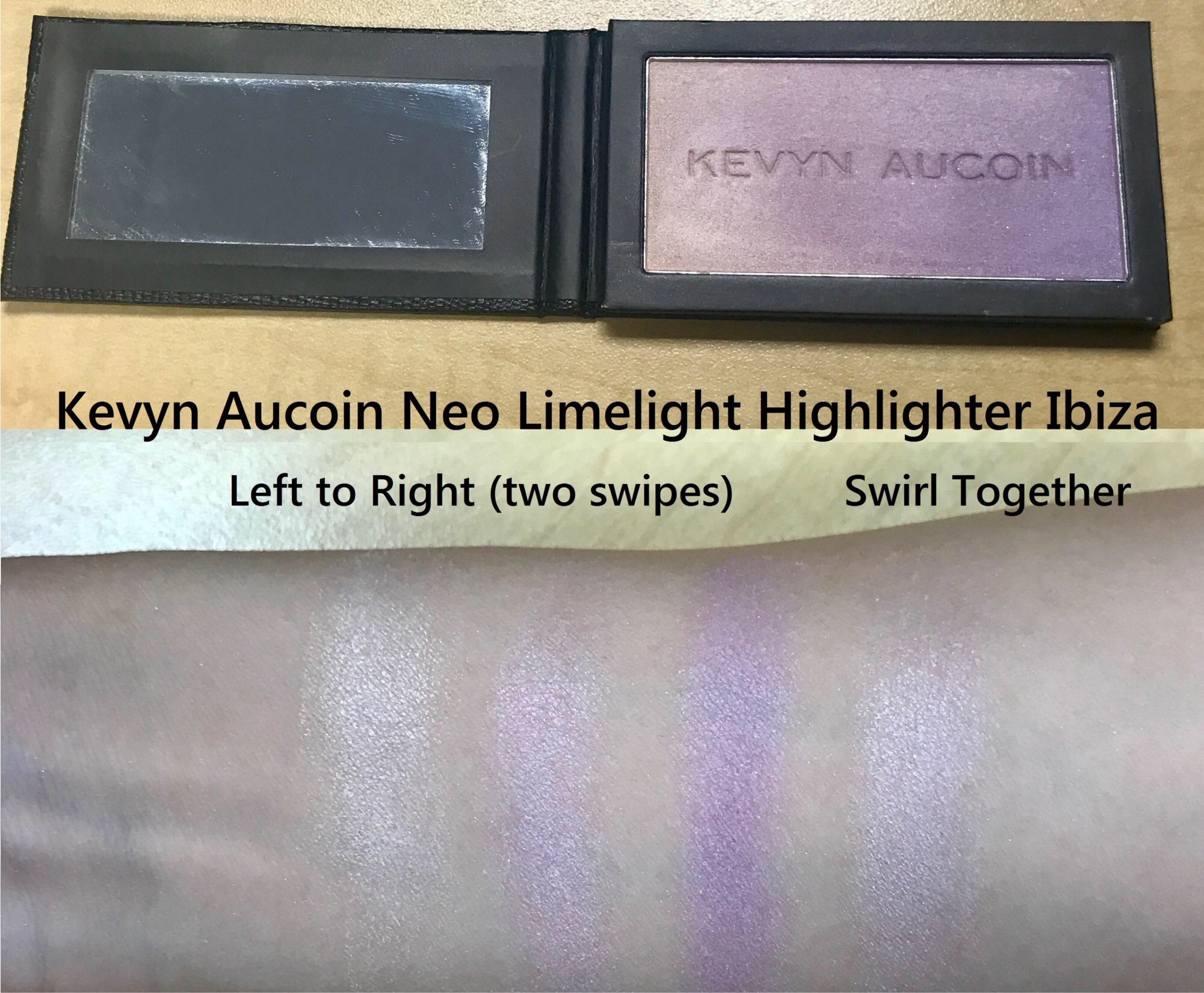ae20f15c372 KEVYN AUCOIN The Neo-Trio Palette | Review and Swatch | Neo-Bronzer ...
