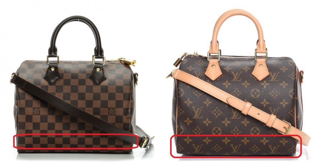 b92150f95fa How to Spot a Fake Louis Vuitton Bag 101 ǀ Speedy   Speedy ...
