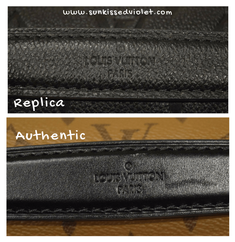 634448b73738 How to spot a FAKE Louis Vuitton Pochette Metis  A Detailed Review ...