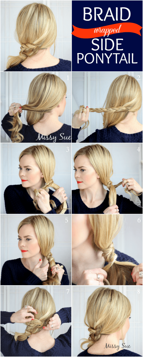easy prom hairstyles long