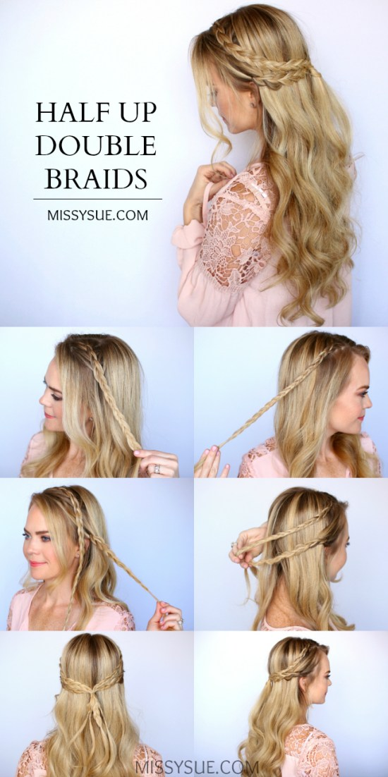 15 Easy Prom Hairstyles For Long Hair You Can Diy At Home Detailed