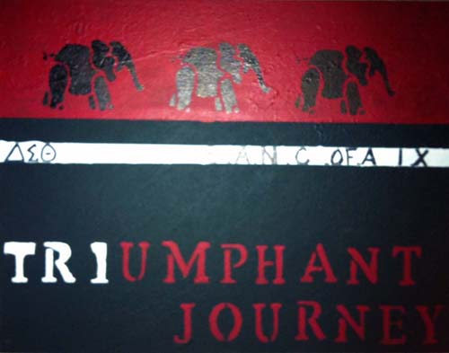 delta known as TRIumphant Journey