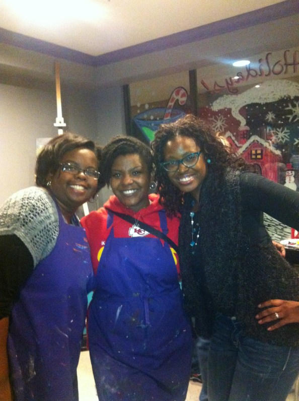 done since middle school. i love these ladies