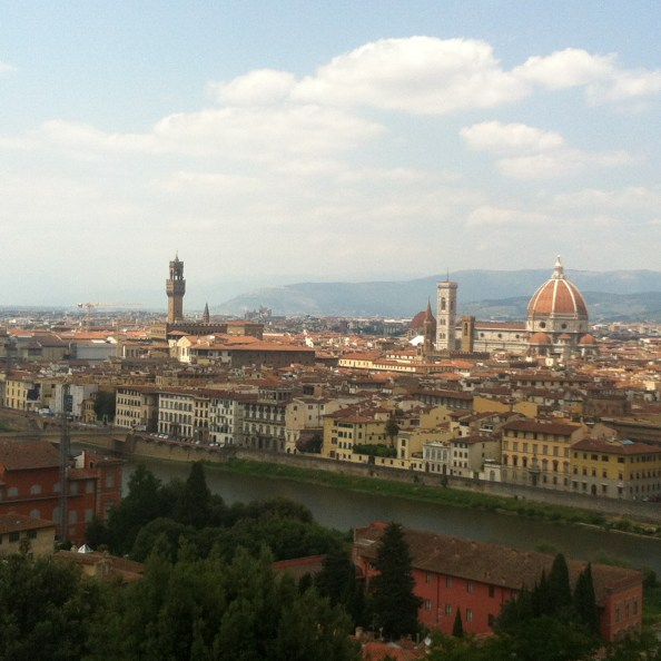 florence, it's everything you imagined!