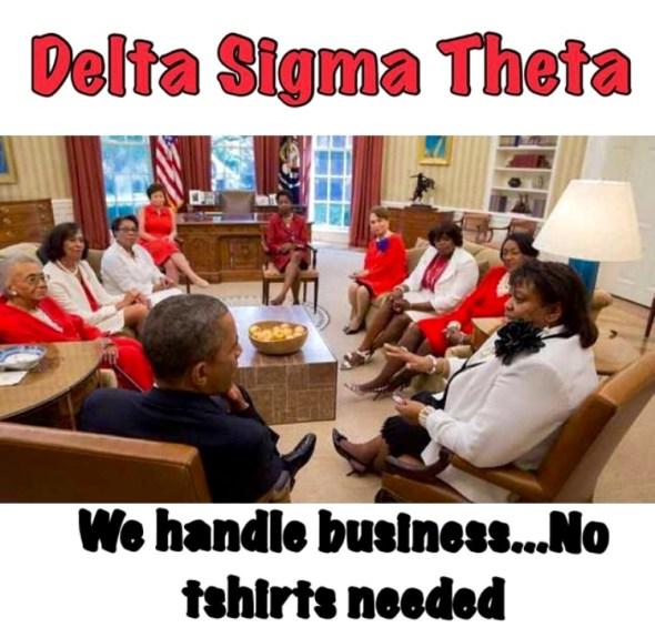 all the way to the oval office, delta is change!