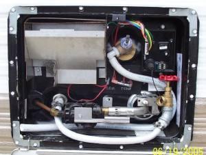 Camper Water System Upgrades (T2499)  Sunline Coach Owner