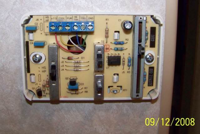 digital thermostat and stove top cover  page 2  sunline