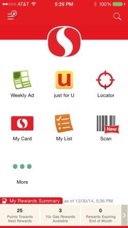 safeway app