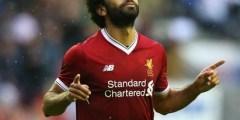 ليفربول يرفض التخلى عن المصري محمد صلاح