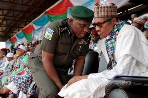 Disobedience of order: Buhari'll hear from IGP first – Presidency