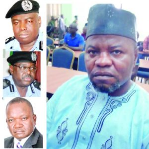 Image result for Exposed: Wanted Boko Haram suspect now head of Benue Security Agency
