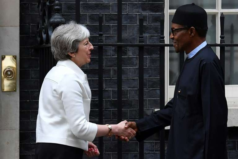 Image result for Nigeria is home to highest number of very poor people in the world, says Theresa May