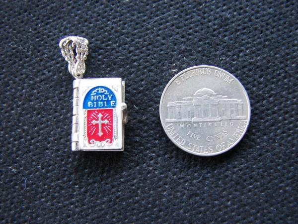 Miniature Prayer Book
