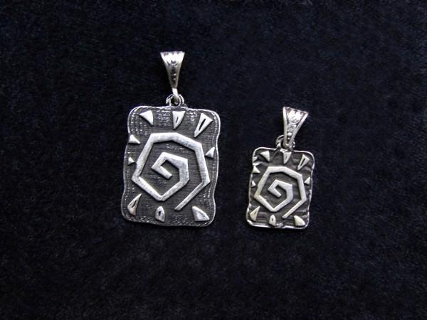 Pendant Sun Sterling Silver 925, Sunshine Pendant, Solar Symbol