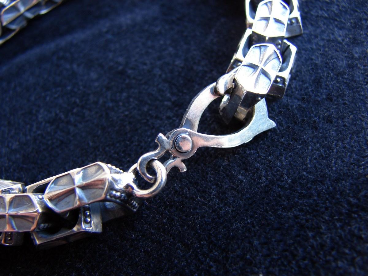 Men Heavy Bracelet Sterling Silver 925 Curb Chain
