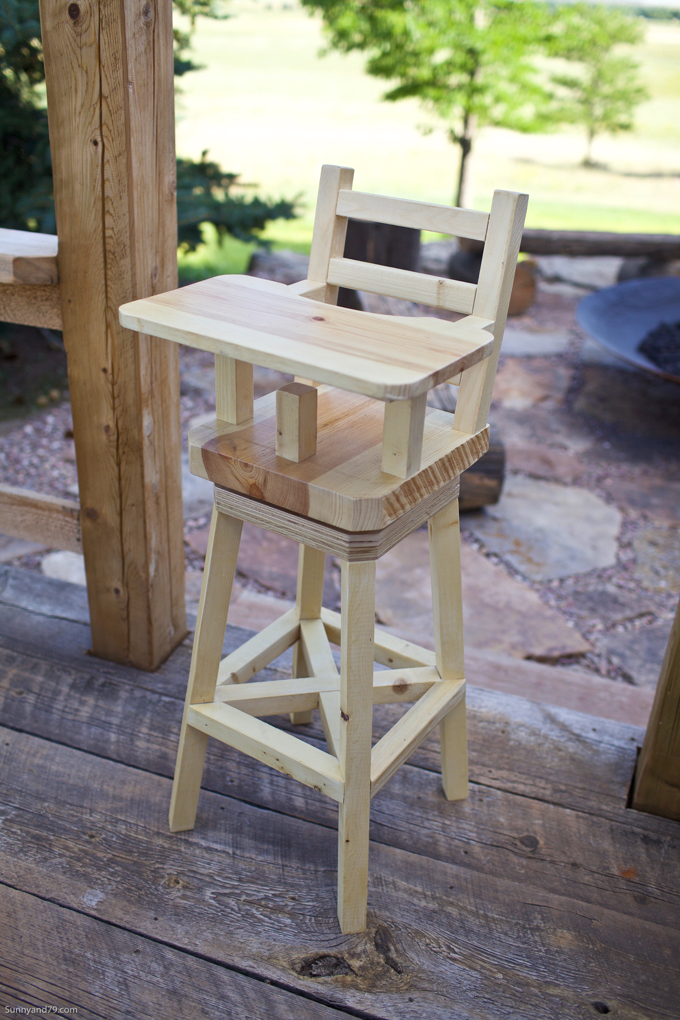 I Love How This Came Together! What Do You Think? Would You Actually Use A High  Chair Like This?