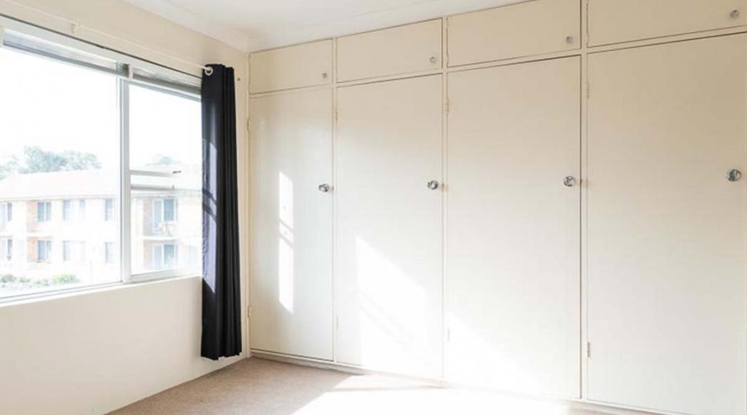 SIL Druids Court Apartment - Bedroom