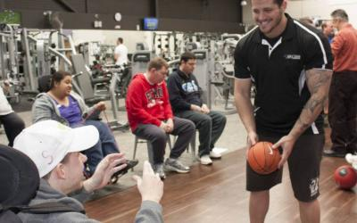 Active August Launches at 'St Marys Anytime Fitness'