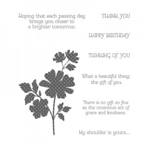 Stampin' Up! Gifts of Kindness Stamp Set