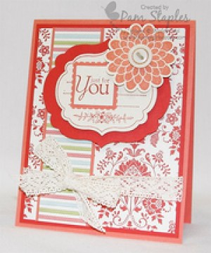 Everyday Enchantment Designer Series Paper
