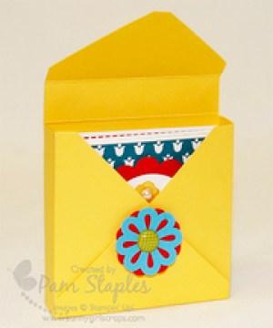 Mini Envelope Box