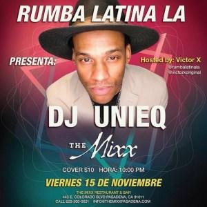 Rumba Latina LA Victor X
