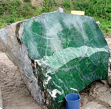 world's largest gem-quality jade