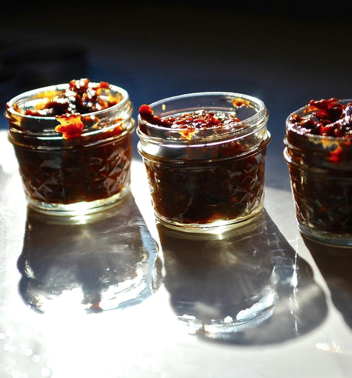 Red Zhug (Yemenite Hot Sauce)