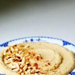 Smoky Baba Ganoush with Pine Nuts (Vegan)