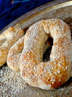 Old City Jerusalem Bread (Vegan) 4