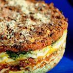 Vegan Rainbow Lasagna Recipe for the Holidays
