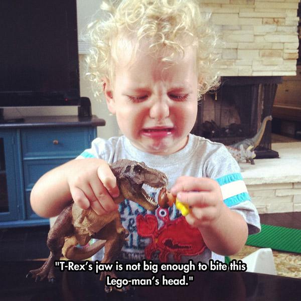 How Make Toddlers Laugh
