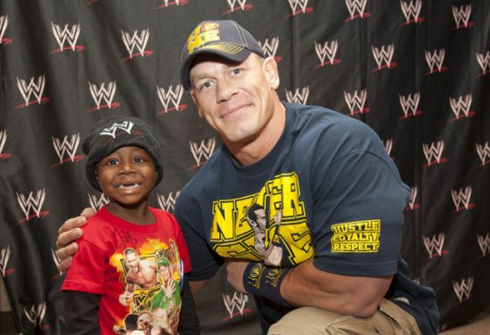 Theres So Many Wonderful Things To Say About John Cena But Were Going To Let The Photos Do