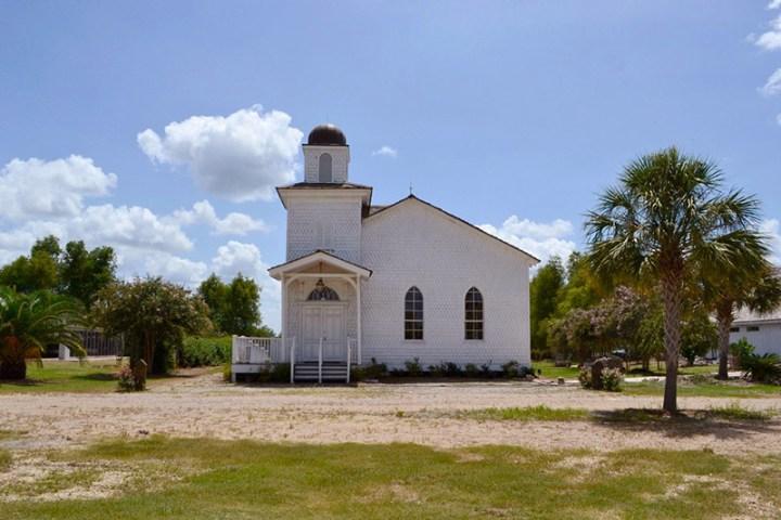 slave memorial Whitney plantation