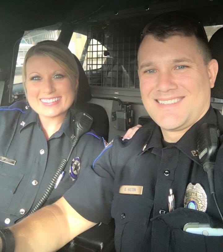 Take A Close Look At These Police Officers The Photo Is