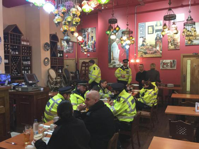 restaurant owner feeds emergency workers free terrorist attack