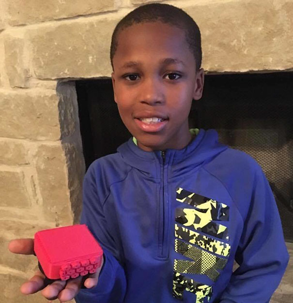 kid invents life saving device kids in hot car