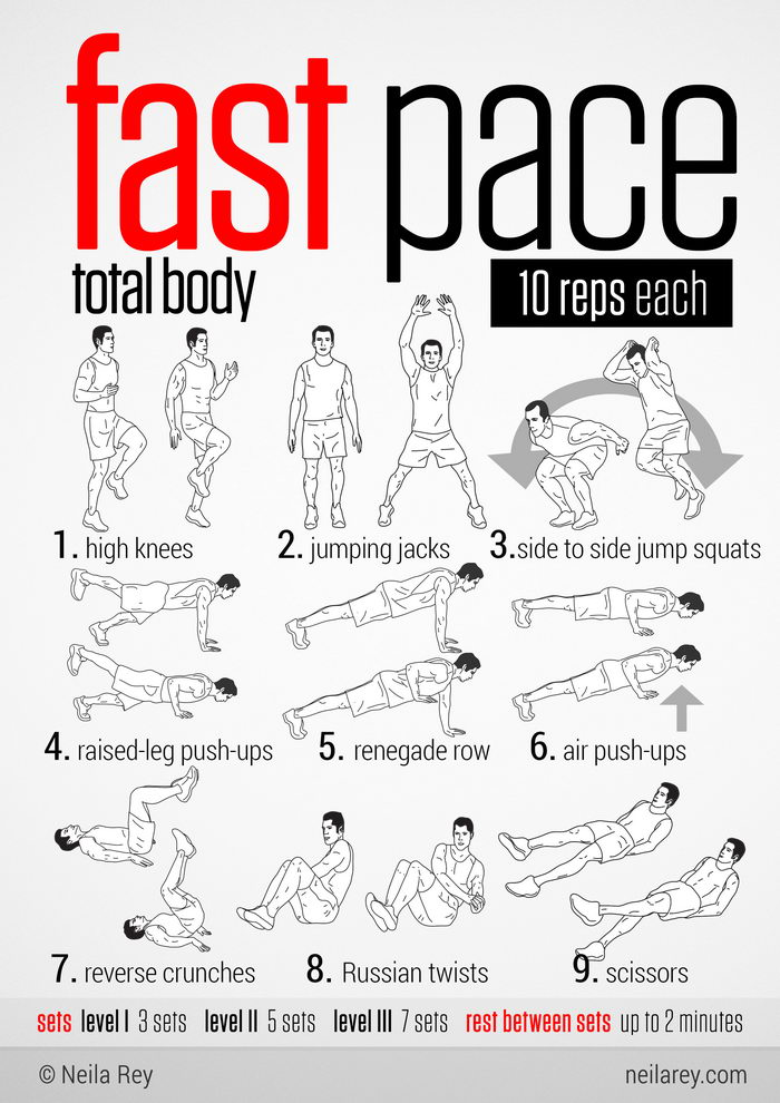 No Time For The Gym Heres 20 No Equipment Workouts You