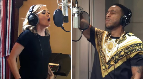 Carrie Underwood And Ludacris Join Forces For This Epic Anthem