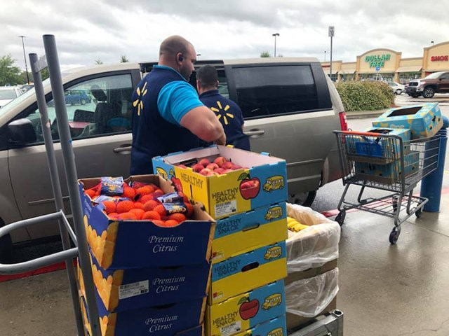 act of kindness walmart florence
