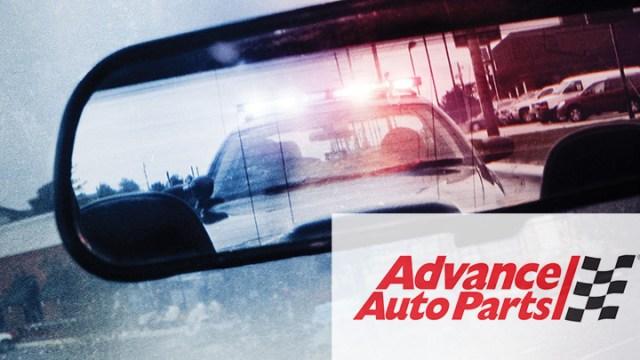 advance auto parts denver police