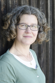 Kate Degelau-Pierce, Communications VP