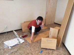 香川の自習室・コワーキングスペースならサンプラット本棚2