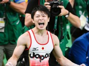 内村航平選手の本当の強さ8割の美学とは?体操でオリンピック2連覇20160814_02