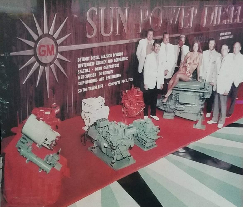 Sun Power Diesel   Marine Engines & Generators