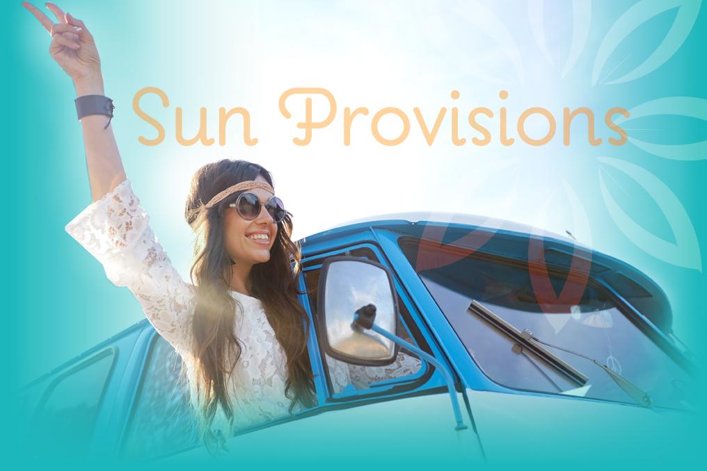 Sun Provisions Recreational Marijuana Cannabis Rewards Program