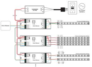 Constant Voltage DALI Dimmer SR2303BEA